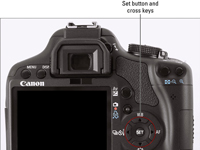Canon EOS Rebel T1i / 500Dâ € ™ s Creative Auto Mode