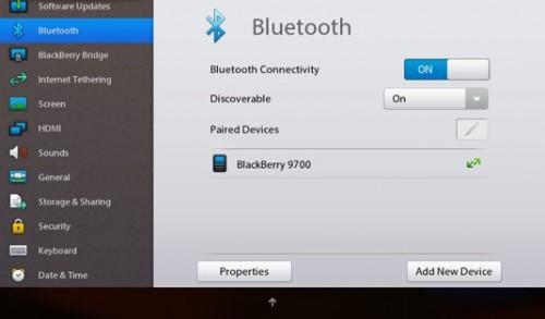 Sikker WiFi og Bluetooth Practices for Blackberry Playbook
