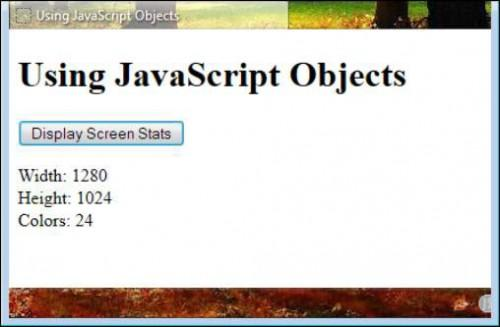 Hvordan bruke Javascript objekter for HTML Integrasjon