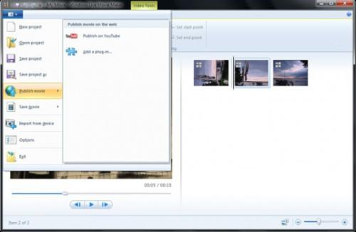 Slik publiserer en Windows Live Movie Maker Movie til Internett