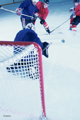 Ishockey under vinter-OL