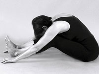 The Forward Bend i Yoga